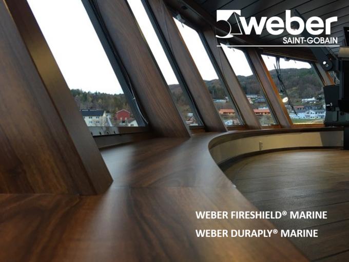 Saint Gobain Weber Starts Selling Marine Boards Weber